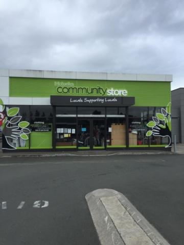 Motueka Community Store