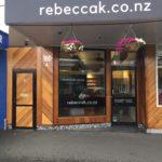 Rebecca K Shop front