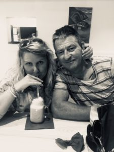 Brent & Tracey
